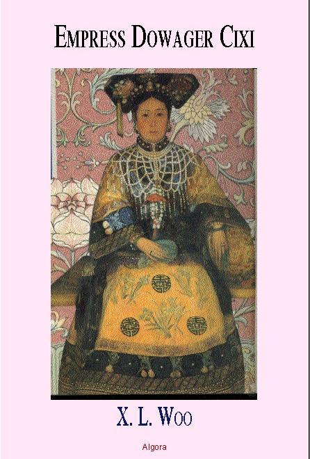 Empress Dowager Cixi (ebook) EB9780875861661
