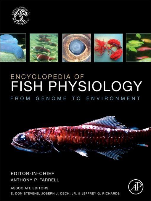 Encyclopedia of Fish Physiology: From Genome to Environment EB9780080923239