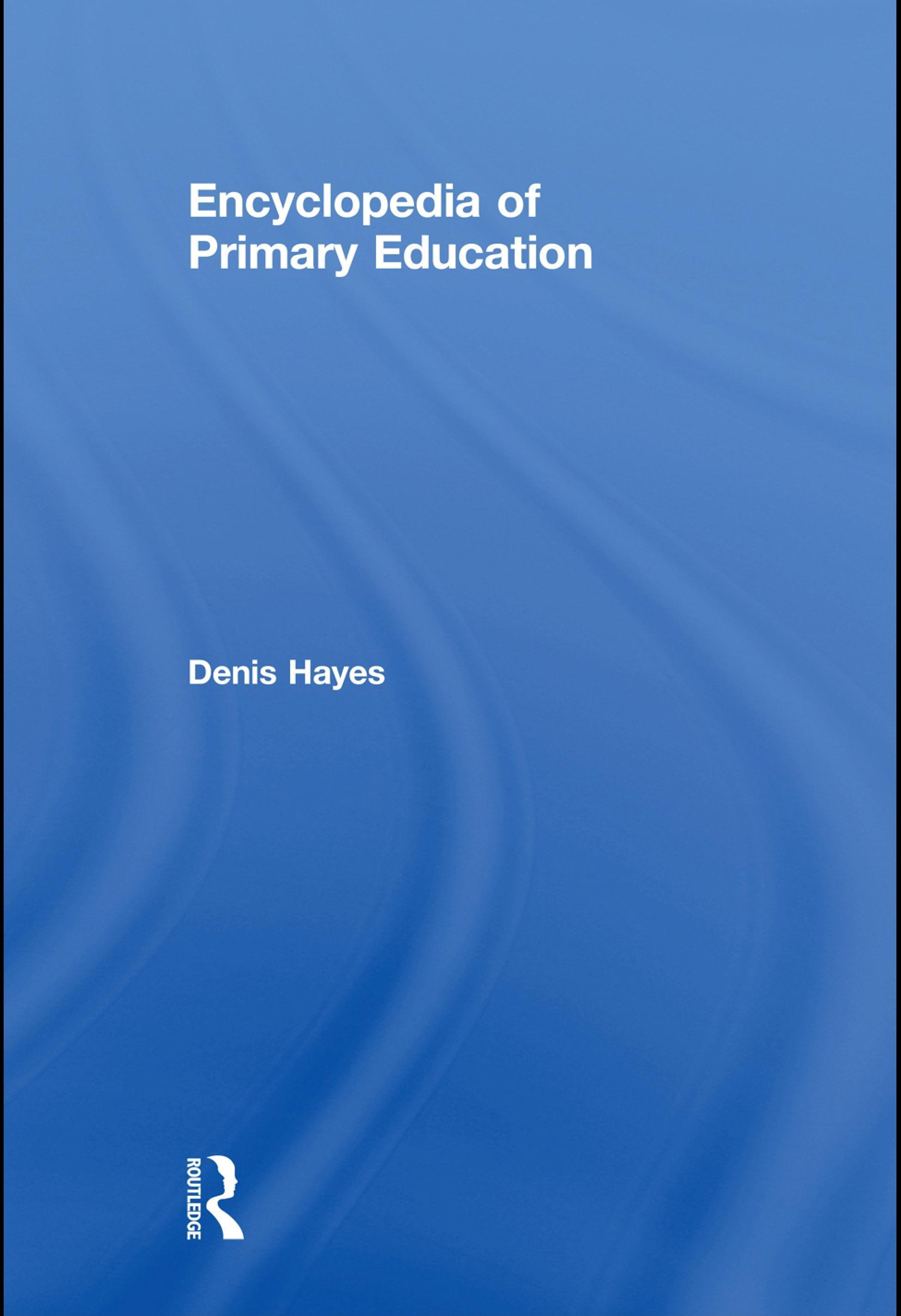 Encyclopedia of Primary Education EB9780203864609