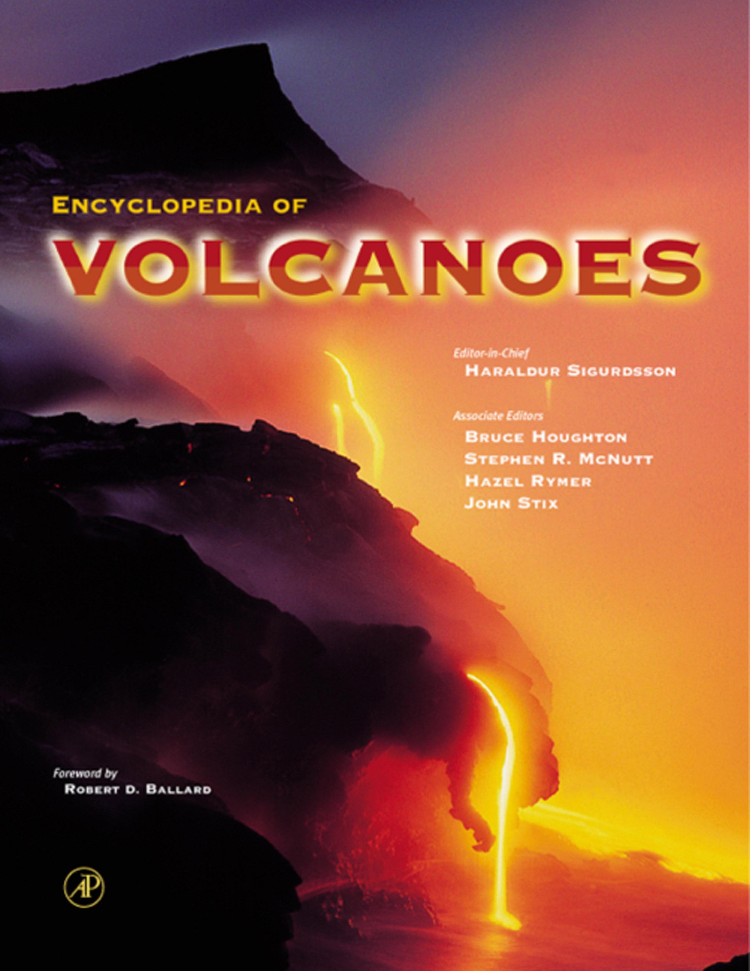 Encyclopedia of Volcanoes EB9780080547985