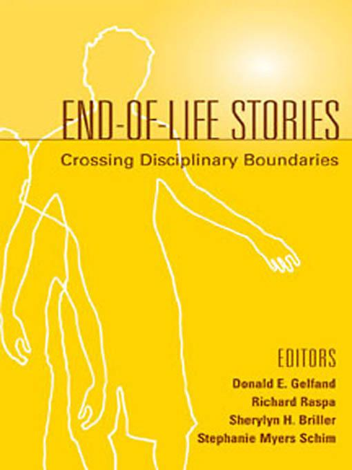End-Of-Life Stories EB9780826126764