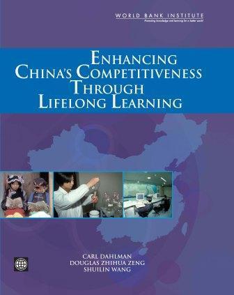 Enhancing China's Competitiveness Through Lifelong Learning EB9780821369449
