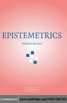 Epistemetrics EB9780511145155