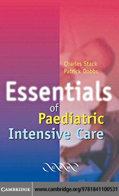 Essen Paediatric Intensive Care EB9780511162305