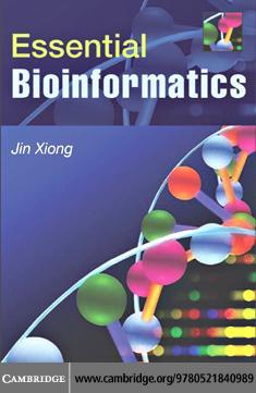 Essential Bioinformatics EB9780511166563
