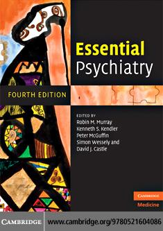 Essential Psychiatry EB9780511426681
