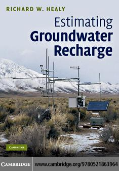 Estimating Groundwater Recharge EB9780511796104