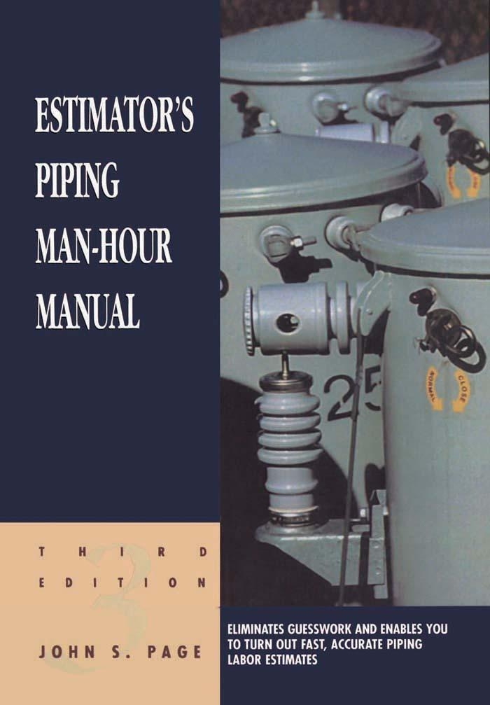 Estimator's Electrical Man-Hour Manual EB9780080505961