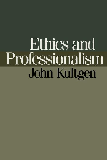 Ethics and Professionalism EB9780812202540
