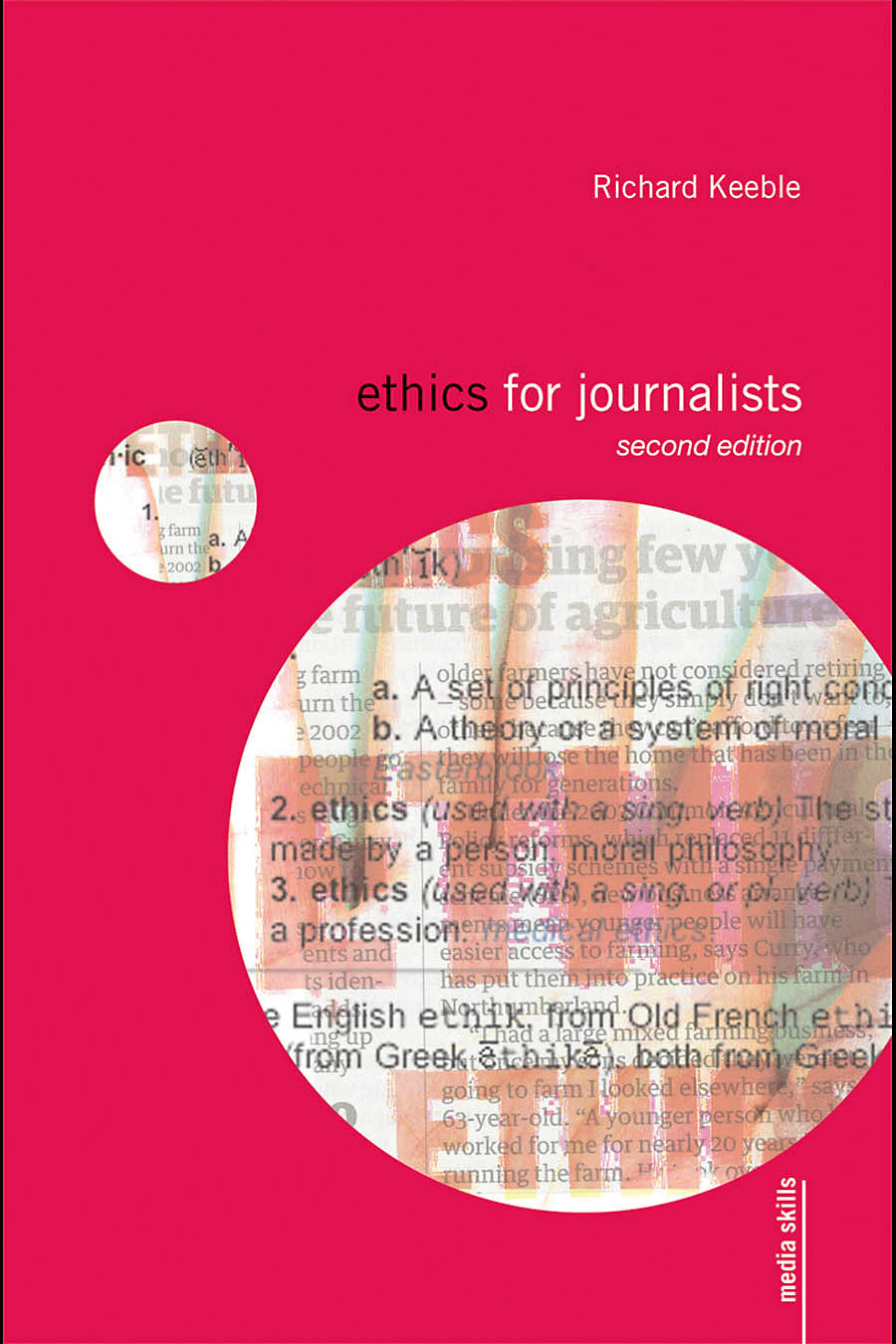 Ethics for Journalists EB9780203698822