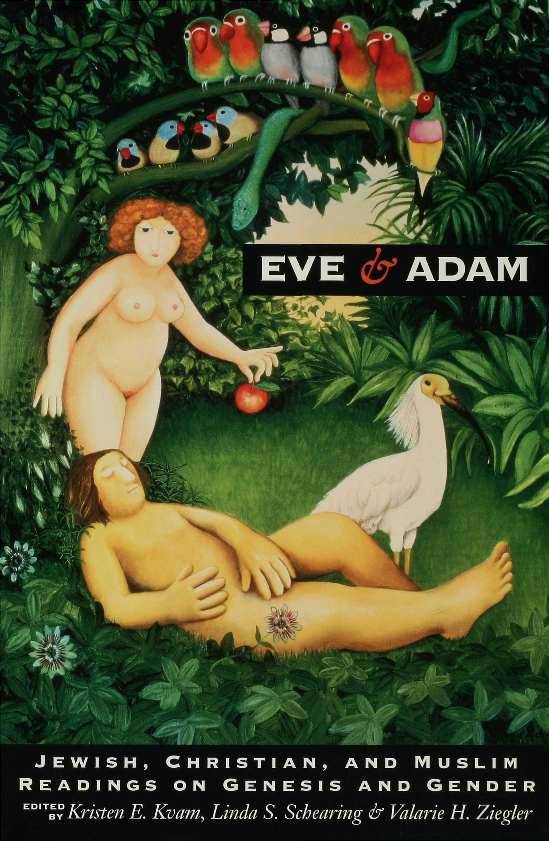 Eve and Adam EB9780253109033