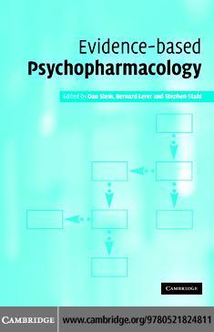 Evidence-Based Psychopharmacology EB9780511123986