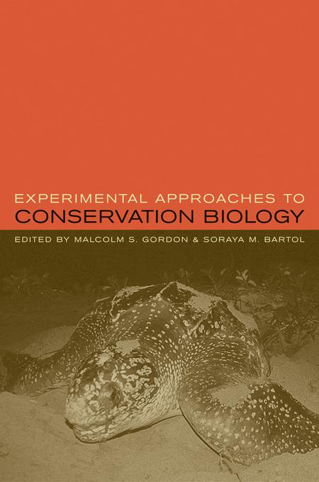 Experimental Approaches to Conservation Biology EB9780520930636