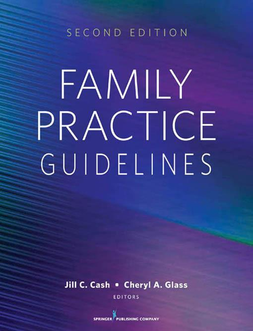 Family Practice Guidelines, Second Edition EB9780826118134
