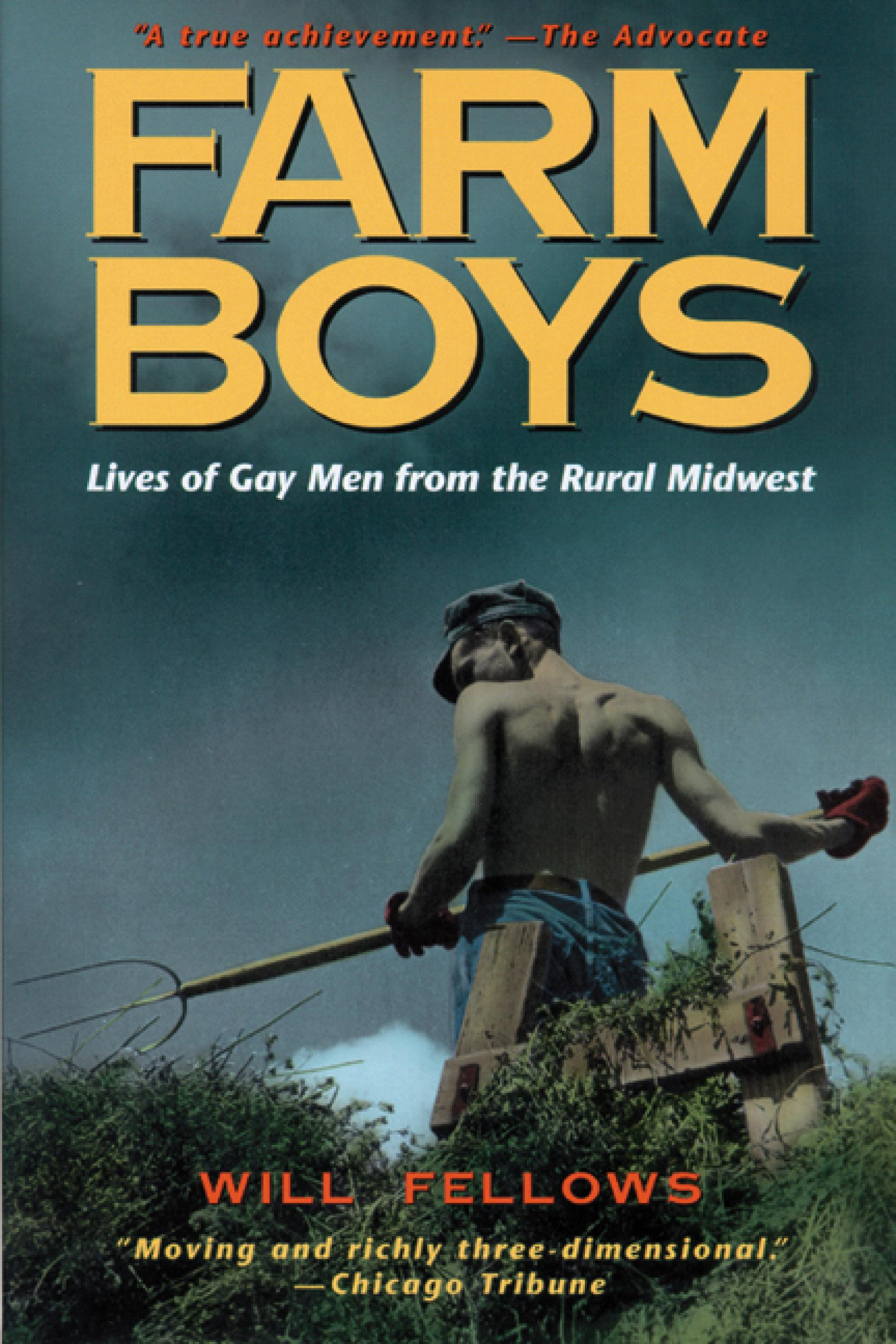 Farm Boys: Lives of Gay Men from the Rural Midwest EB9780299150839