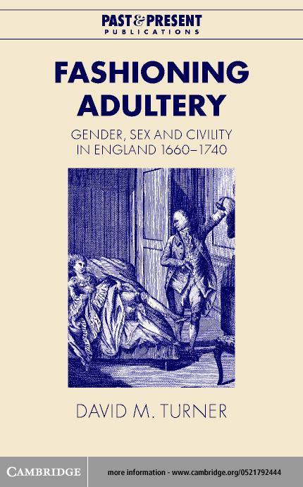 Fashioning Adultery EB9780511031779