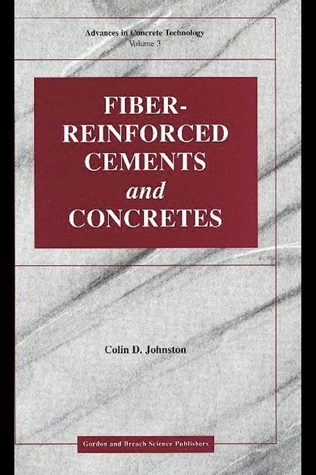 Fiber-Reinforced Cements and Concretes EB9780203860700