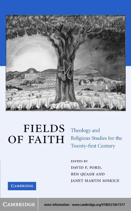 Fields of Faith EB9780511112041