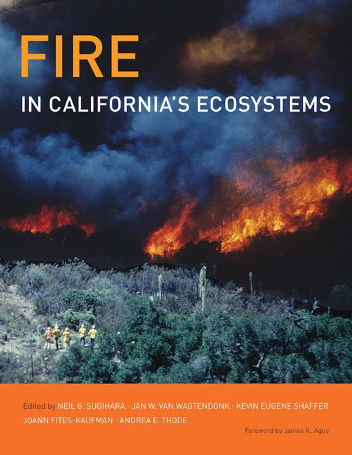 Fire in California's Ecosystems EB9780520932272