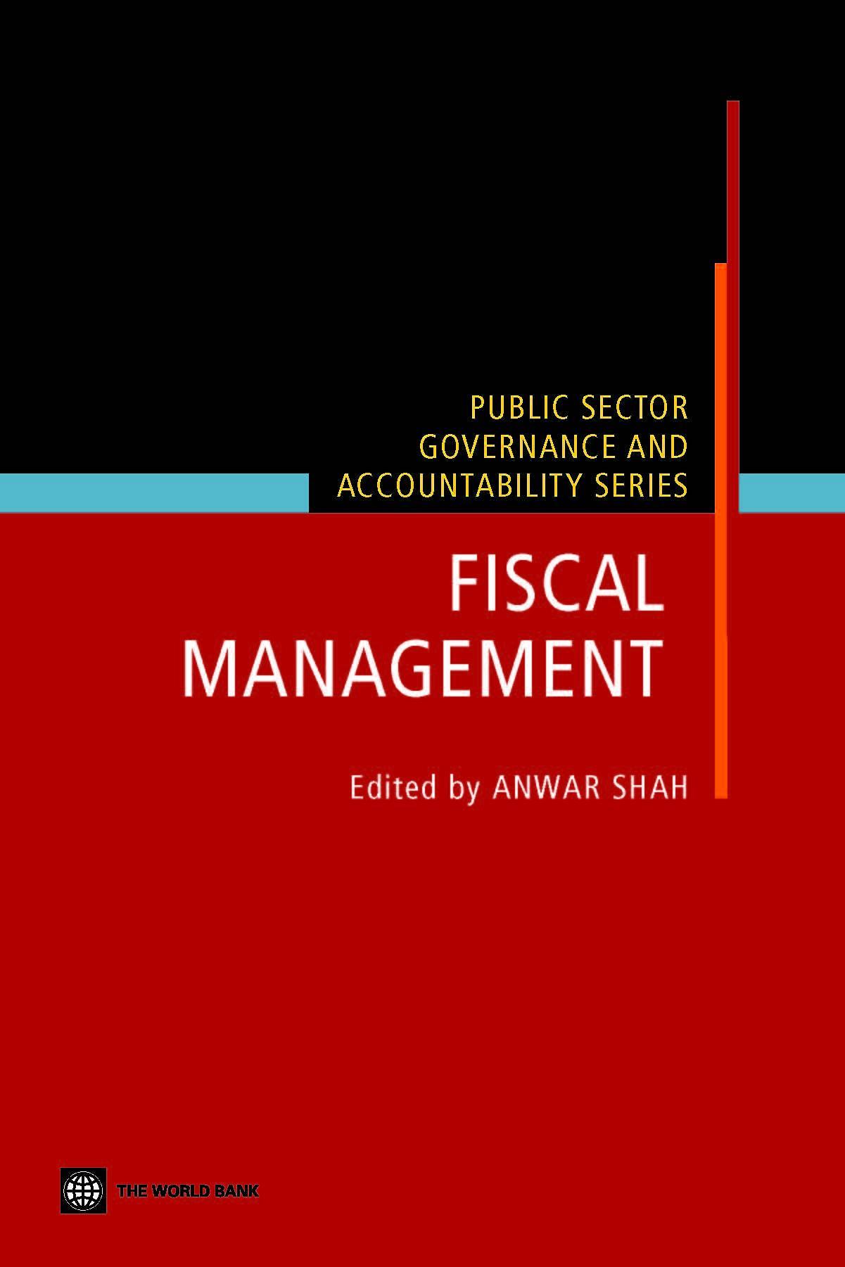 Fiscal Management EB9780821361436