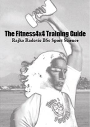 Fitness 4x4 Training Guide EB9780954953713