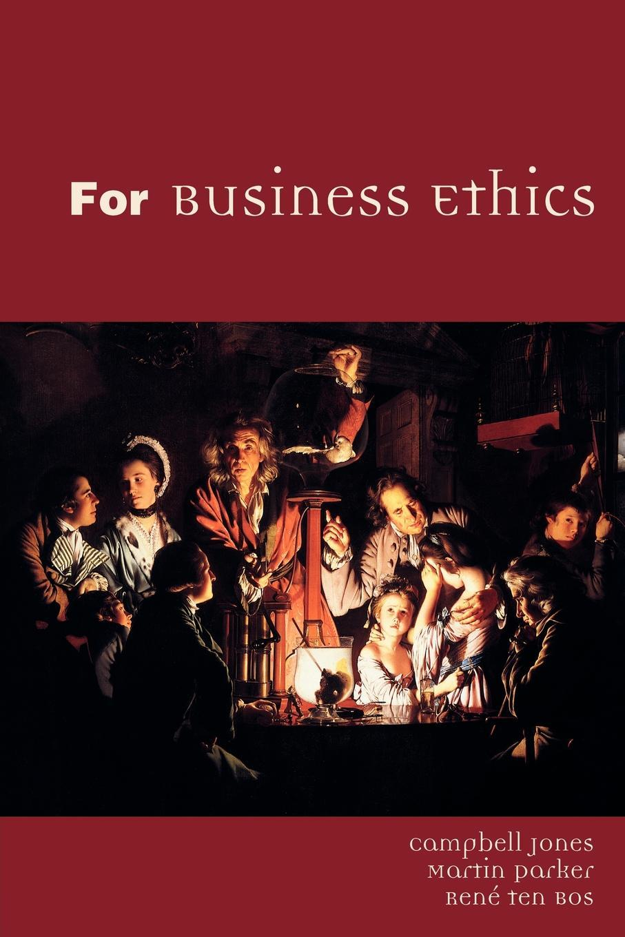 For Business Ethics EB9780203458457