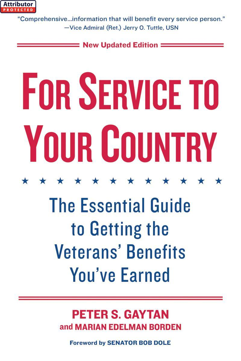 For Service to Your Country: EB9780806534954