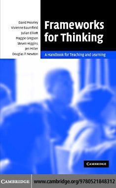 Frameworks for Thinking EB9780511133725
