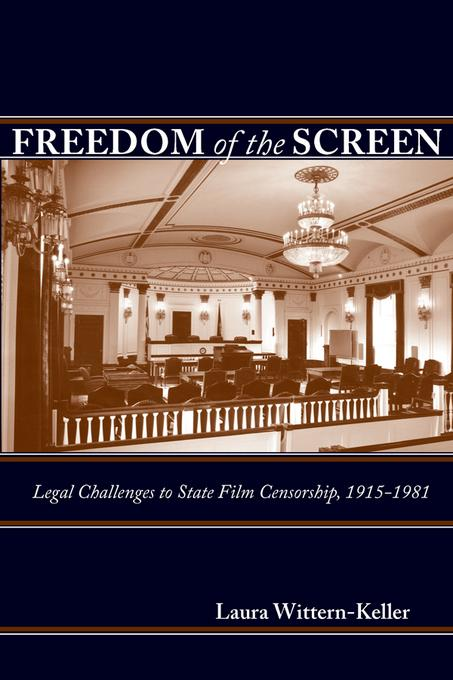 Freedom of the Screen EB9780813138404