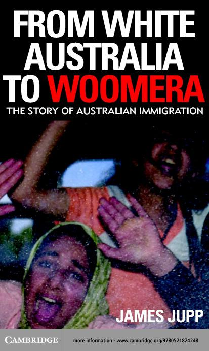 From White Australia to Woomera EB9780511055874