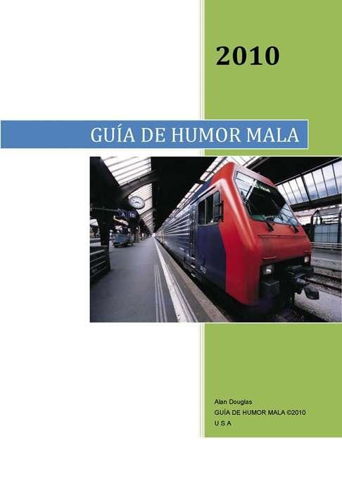 GU?A DE HUMOR MALA EB9780983180913
