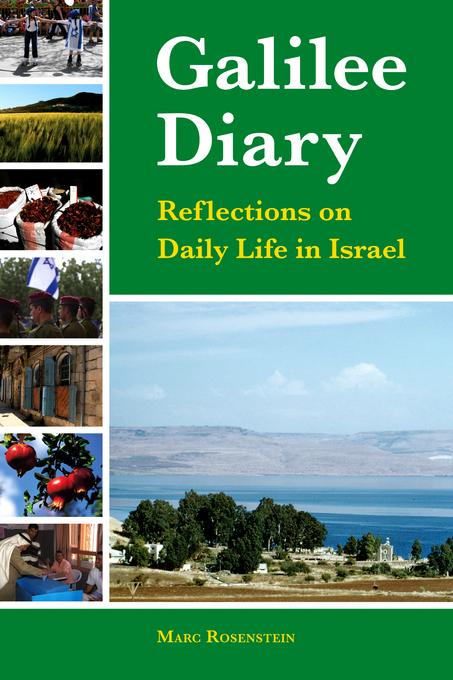Galilee Diary: Reflections on Daily Life in Israel EB9780807412077