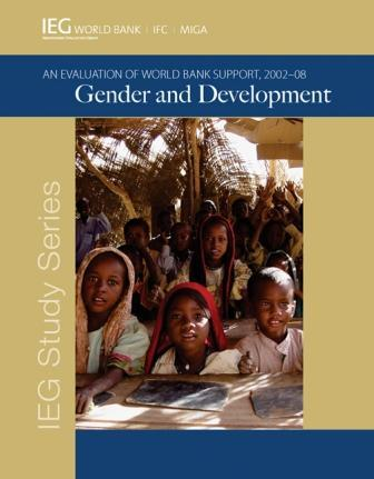 Gender and Development: An Evaluation of World Bank Support, 2002-08 EB9780821383261