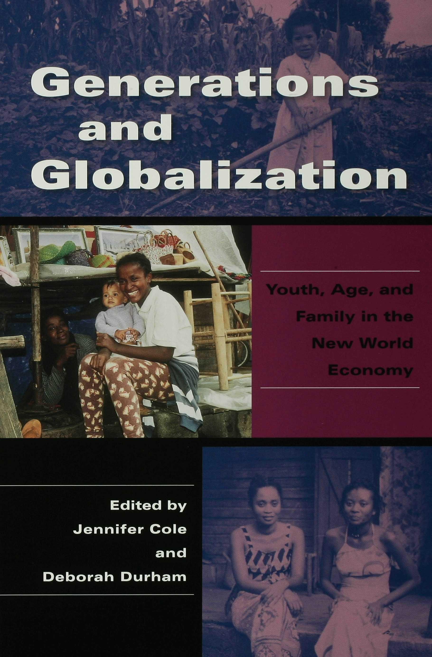 Generations and Globalization EB9780253112231