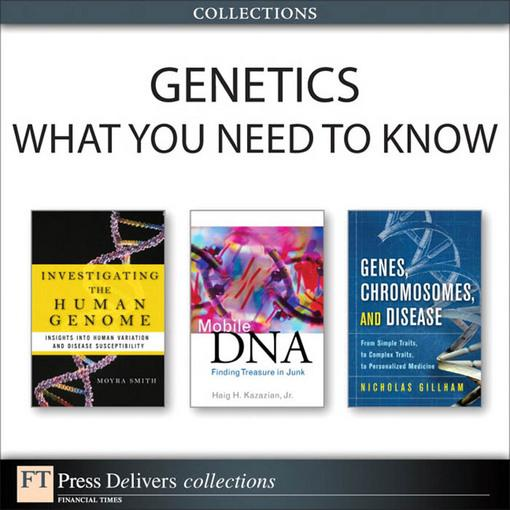 Genetics: What You Need to Know (Collection) EB9780133039610
