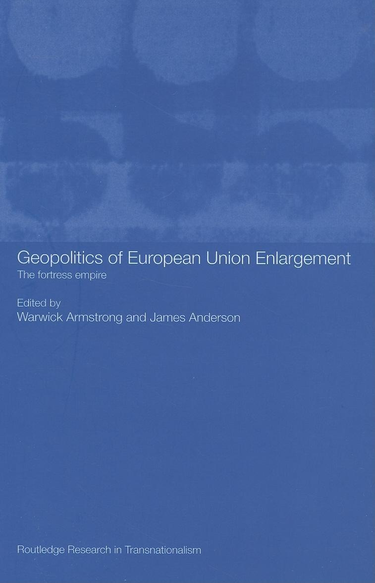 Geopolitics of European Union Enlargement