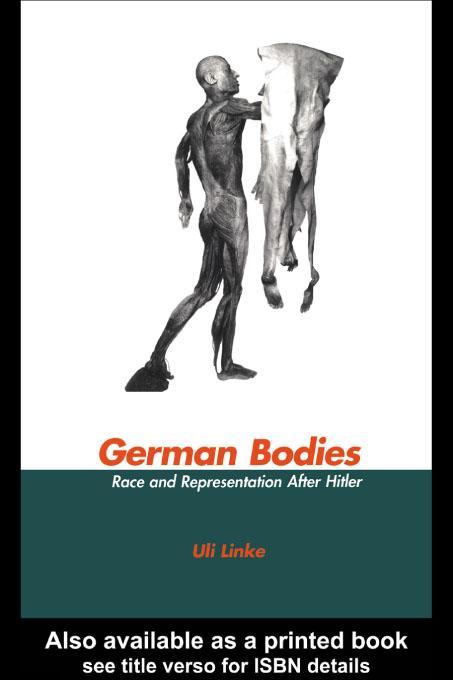 German Bodies EB9780203907399