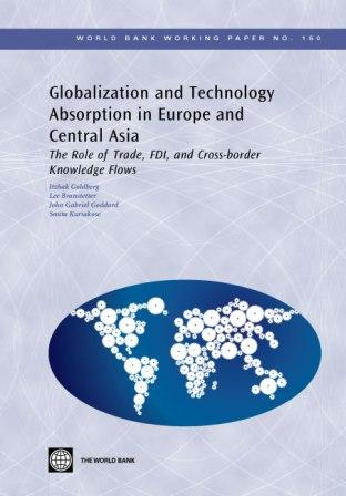Globalization and Technology Absorption in Europe and Central Asia: The Role of Trade, FDI and Cross-Border Knowledge Flows EB9780821375846