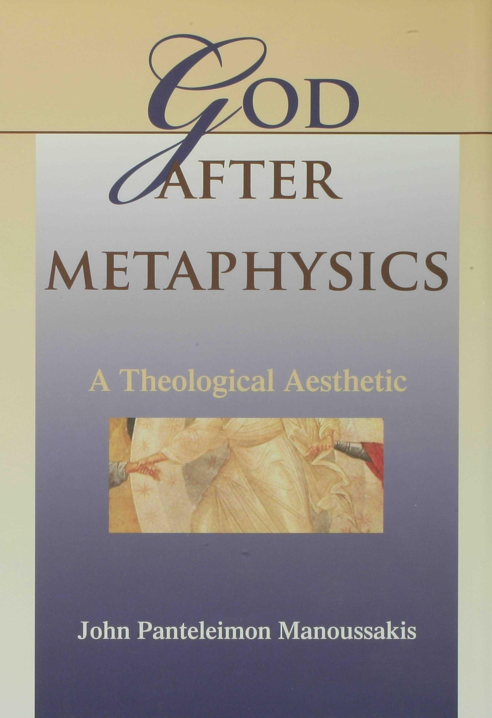 God after Metaphysics EB9780253116949