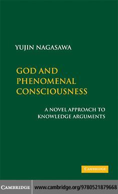 God and Phenomenal Consciousness EB9780511380358