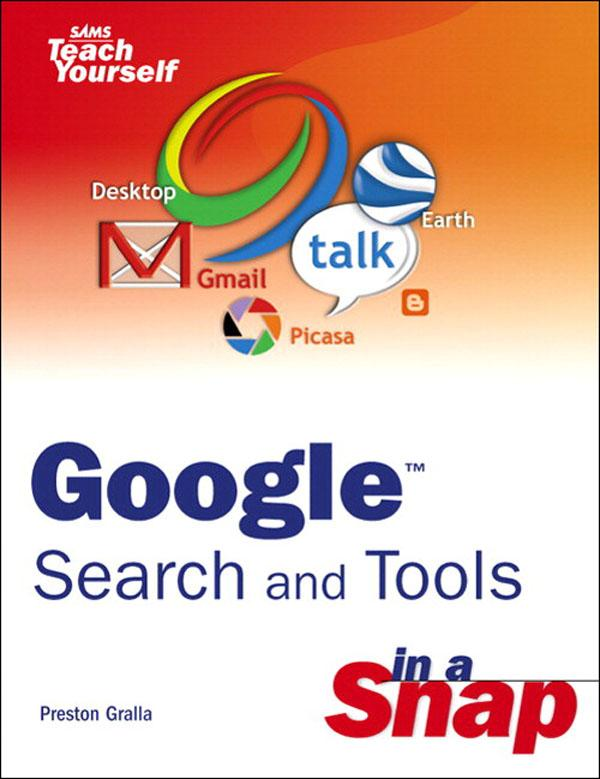 Google Search and Tools in a Snap EB9780132714983
