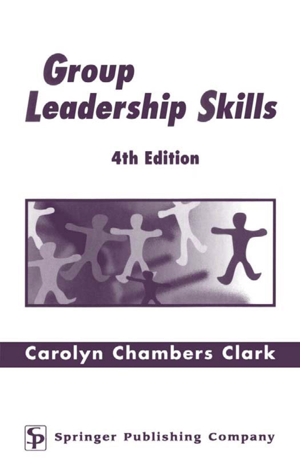 Group Leadership Skills EB9780826123350