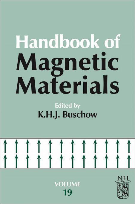 Handbook of Magnetic Materials EB9780444537812