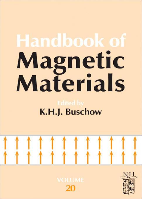 Handbook of Magnetic Materials Volume 20 EB9780444563774