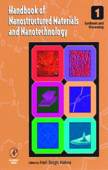 Handbook of Nanostructured Materials and Nanotechnology, Five-Volume Set EB9780080533643