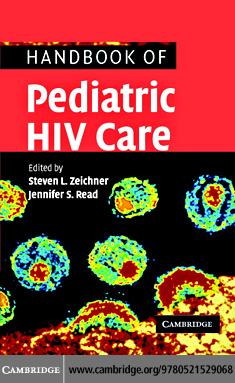 Handbook of Pediatric HIV Care EB9780511190186