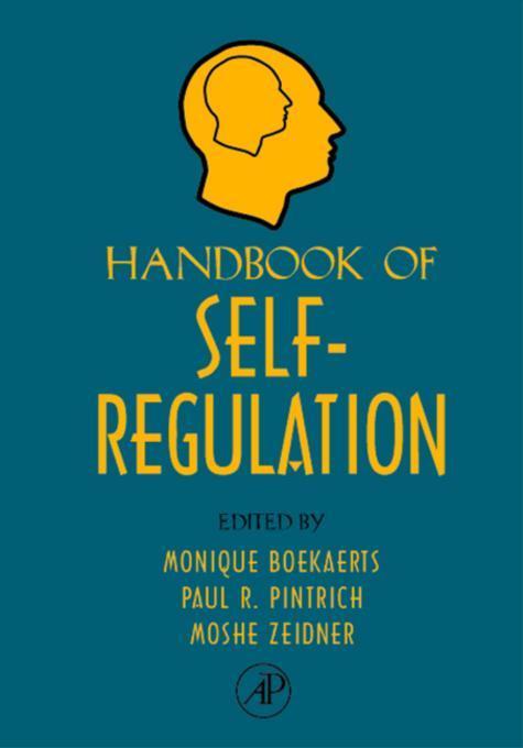Handbook of Self-Regulation EB9780080533209
