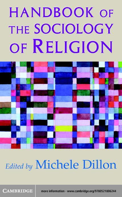 Handbook of the Sociology of Religion EB9780511057427