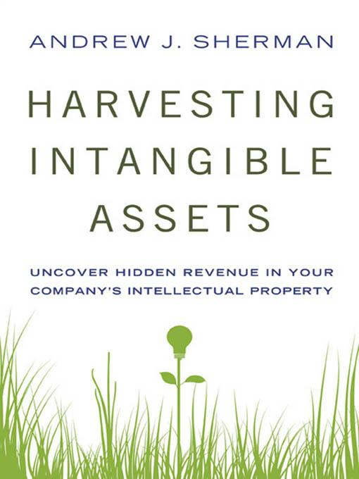 Harvesting Intangible Assets EB9780814417003