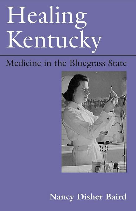 Healing Kentucky EB9780813137902